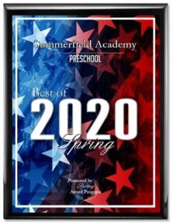 2020 Best of Preschool